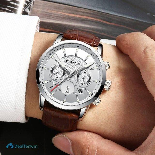 Men's Stainless Steel Luxury Watch Men's Watches Watches