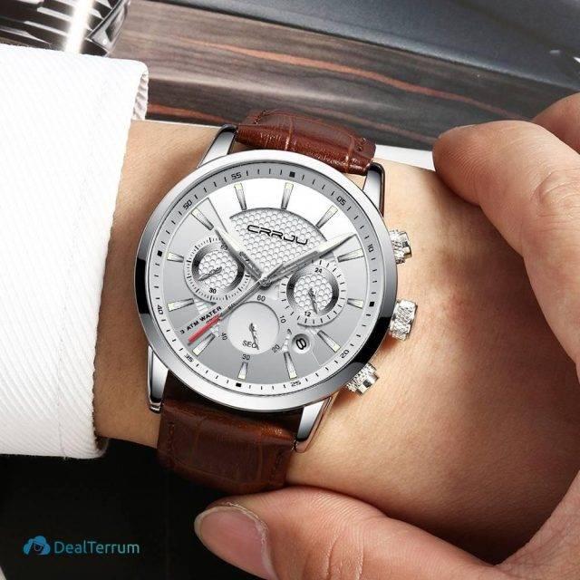Men's Stainless Steel Luxury Watch Men's Watches Watches